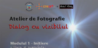 Photography for beginners. Weekly workshop with Aurel Virlan one of the best photographers.