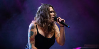 Beth Hart live at Open Air Blues Festival