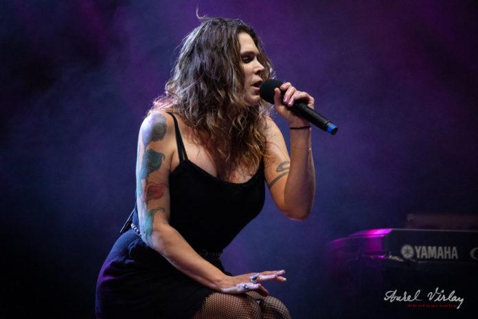 Beth Hart live at Open Air Blues Festival